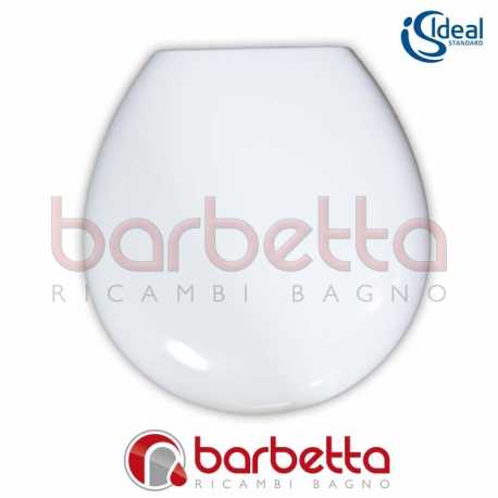 SEDILE COPRIWATER SMALL + IDEAL STANDARD BIANCO T638501