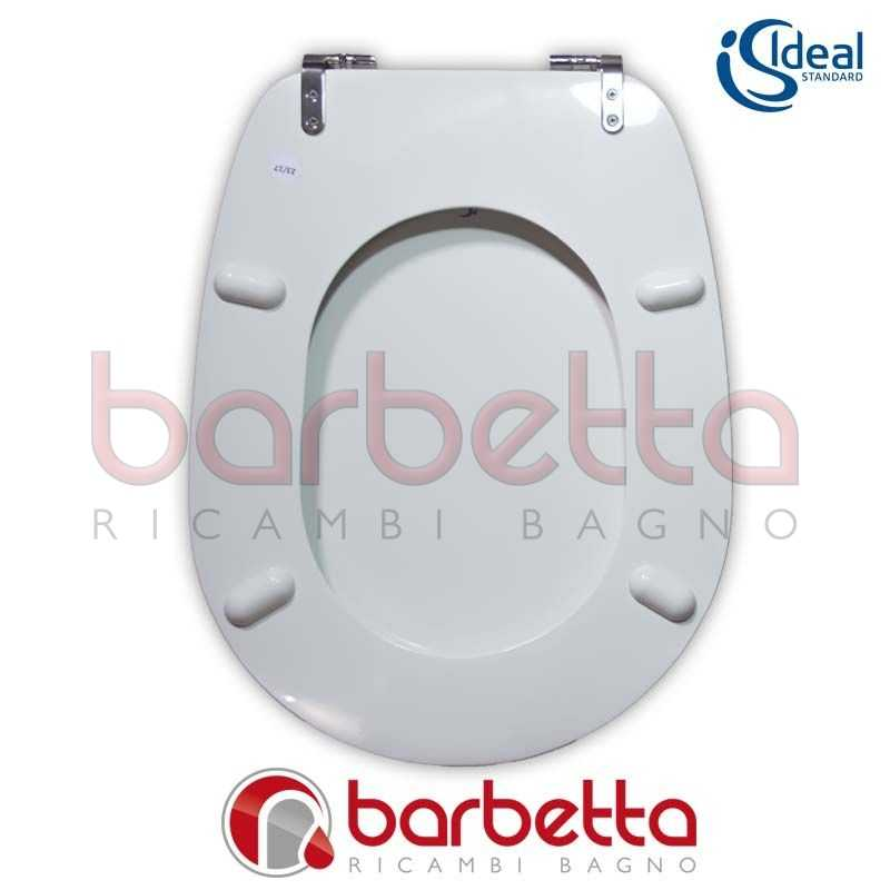 Sedile Wc Ideal Standard Liuto.Sedile Copriwater Ideal Standard Liuto Bianco T626201 Ebay