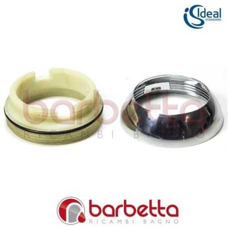 GHIERA E BORCHIA COMPLETA IDEAL STANDARD B961113AA