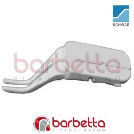 LEVA DI RICAMBIO COMPACT IRIS DOPPIO SCARICO SCHWAB 648106