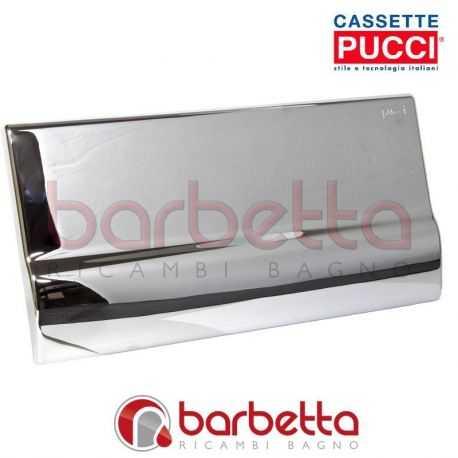 PLACCA NUOVA CROMATA PUCCI 80007112