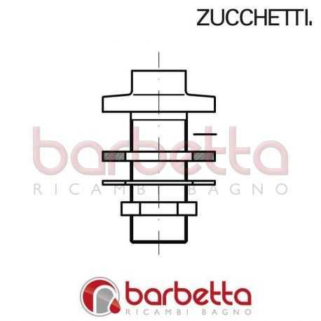 Supporto Doccia Per Vasca.Supporto Doccia Bordo Vasca Isy Zucchetti R99965