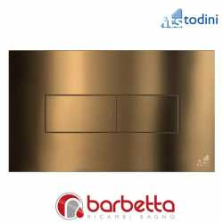PLACCA COMPLETA IDEA BRONZO ANTICO ITS TODINI 20.15/BR