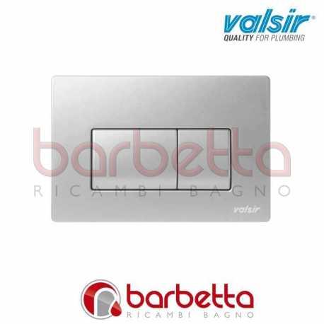 PLACCA DI COMANDO PER CASSETTA A INCASSO TROPEA 3 VALSIR VS0871335