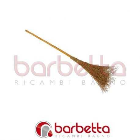 SCOPA BAMBOO CON MANICO cm 210