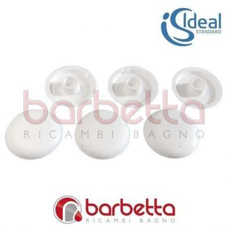 Gommini Per Sedile Wc.Paracolpi Gommini Copriwater Tesi Slim Ideal Standard Tv04967