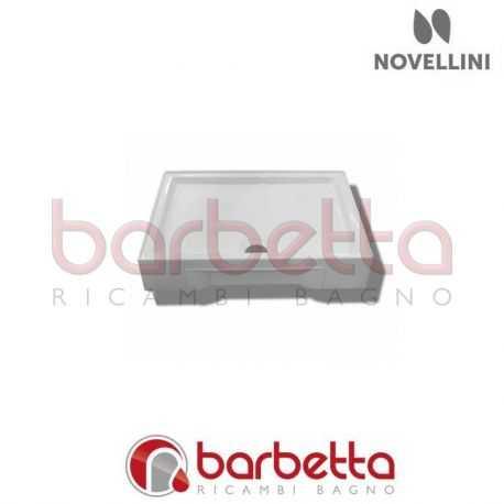 Cabina Doccia Tango Novellini.Piatto Doccia Tango 120x80 Novellini Tan120 A