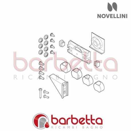 Montaggio Cabina Doccia Novellini.Confezione Montaggio Box Eon Novellini R01beonr1 A