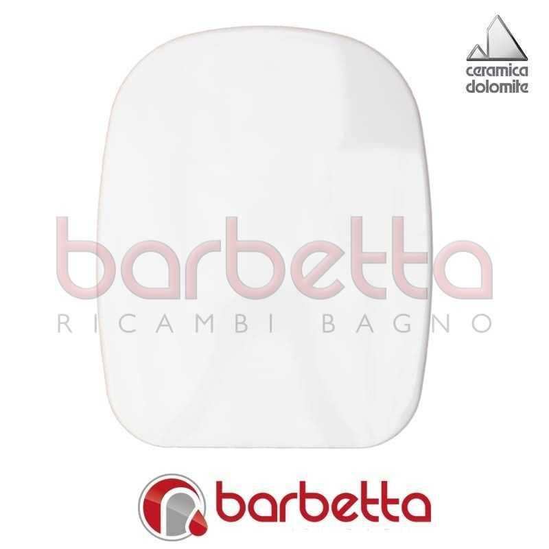 Ceramica Dolomite Serie Fleo.Copriwater Termoindurente Fleo Dolomite J105100