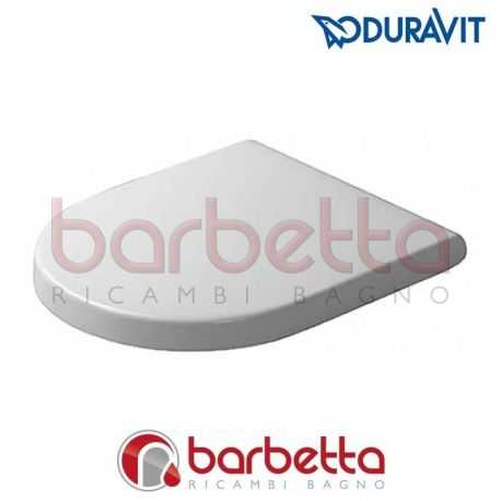 SEDILE COPRIWATER STARK 3 RALLENTATO DURAVIT 006389