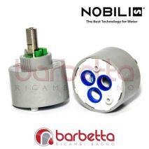 CARTUCCIA RICAMBIO d.45 CON FONDO LEVA CLINICA NOBILI RCR400/CL