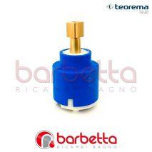 CARTUCCIA DEVIATORE RICAMBIO TEOREMA RUBINETTERIE 01923
