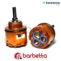 CARTUCCIA APERTA D.35 PER SERIE LILLO RICAMBIO TEOREMA 01177