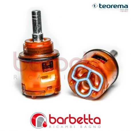 CARTUCCIA D.25 APERTA RICAMBIO TEOREMA 01176