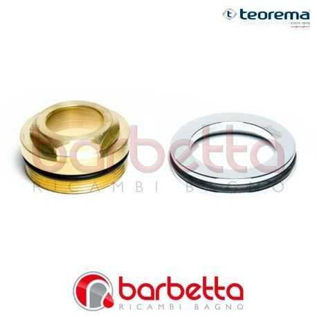 GHIERA FERMA CARTUCCIA CON COPRIGHIERA CODE25 TEOREMA 0122711
