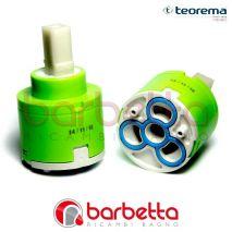 CARTUCCIA DEVIATRICE DINAMICA A 3 VIE RICAMBIO TEOREMA 86D5300