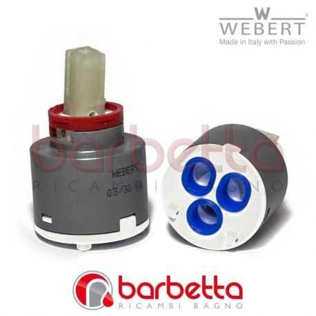 CARTUCCIA D.40 RICAMBIO WEBERT T000111NU