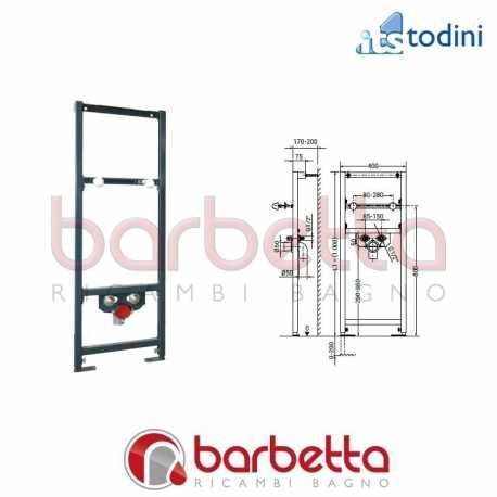 HIDROLITE BIDET A 105/1200 ITS TODINI 14.26/L