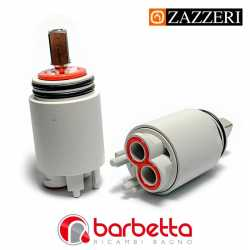 CARTUCCIA RICAMBIO FX25 AX24 ASTA 7X8 ZAZZERI 29001036A00
