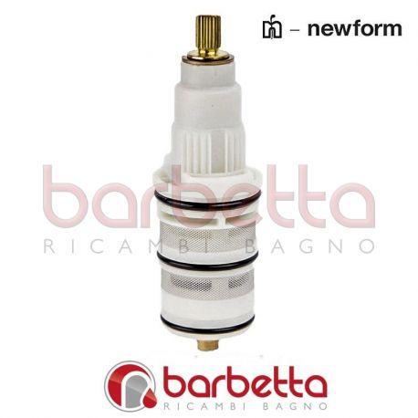 CARTUCCIA RICAMBIO TERMOSTATICA VERNET CA43XF-01 NEWFORM 25901