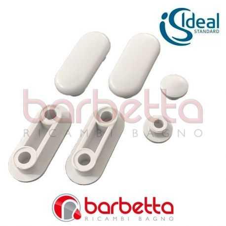 Paracolpi Gommini Copriwater Ideal Standard Esedra Verba Ricambi Bagno Barbetta