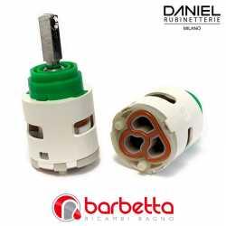 CARTUCCIA CERAMICA D.25 RICAMBIO DANIEL RUBINETTERIE A846C