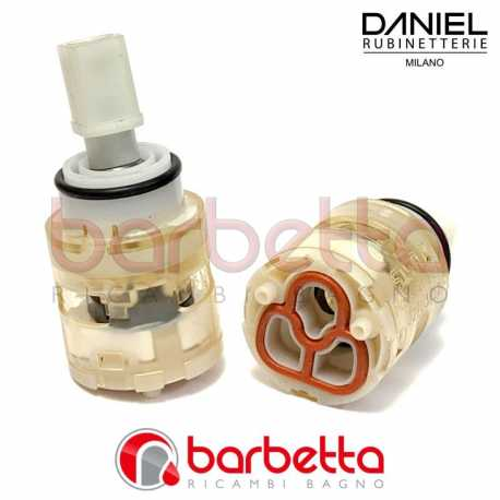 CARTUCCIA CERAMICA D.25 RICAMBIO DANIEL RUBINETTERIE A845