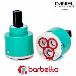 CARTUCCIA CERAMICA D.40 RICAMBIO DANIEL RUBINETTERIE A815