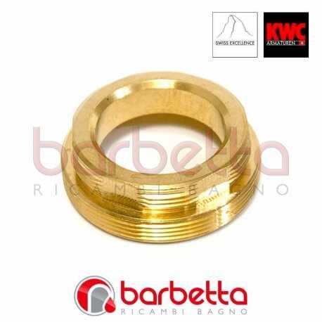 GHIERA FERMA CARTUCCIA A DADO M37.5X1 MS KWC 635385