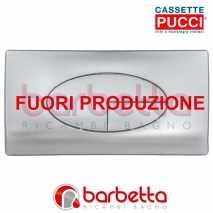 PLACCA PUCCI ECO CROMO SATINATA 80005919