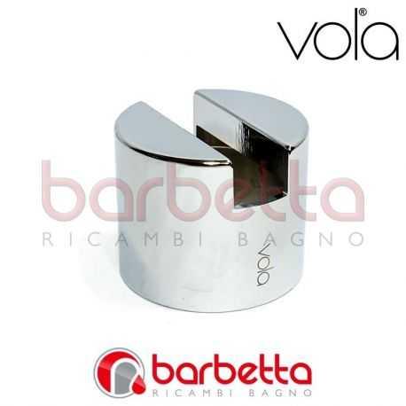 MANOPOLA CROMO BASIN RICAMBIO VOLA VR294