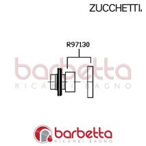 MANIGLIA ROSONE SOFT TERMOSTATICO ZUCCHETTI R97130
