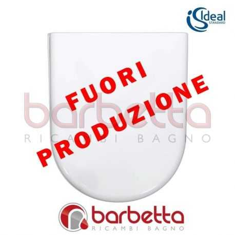 SEDILE COPRIWATER IDEAL STANDARD WASHPOINT BIANCO R392201