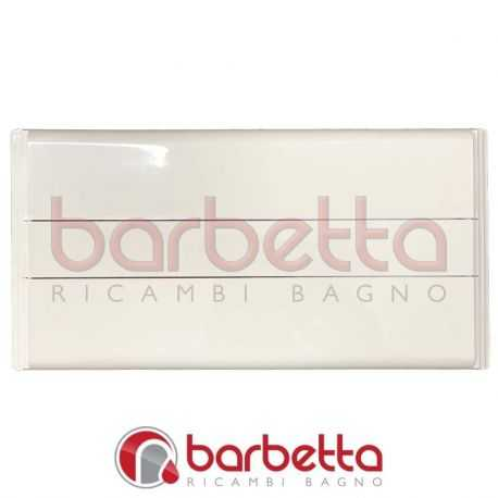 PLACCA ESTERNA CASSETTE RICAMBIO GARDA 111052