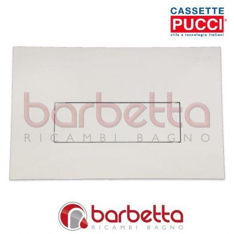 PLACCA PUCCI SARA LINEA PARETE BIANCO UN PULSANTE 80130660