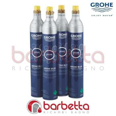 SET BOMBOLE CO2 DA 425 GR RICAMBIO GROHE BLUE 40422000