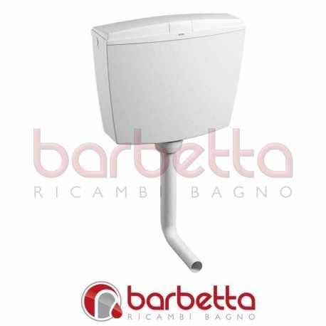 CASSETTA A ZAINO OLIVER SMERALDO A SINGOLO SCARICO 401201