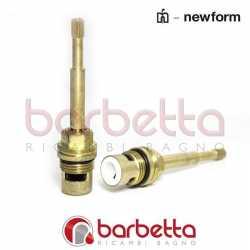 """VITONE 1/2"""" CERAMICO SINISTRO ASTA LUNGA NEWFORM 11563"""