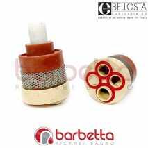 CARTUCCIA DEVIATRICE C/STOP RICAMBIO BELLOSTA 035346