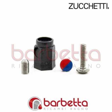 Fissaggio Per Maniglia Completo Zucchetti R98199