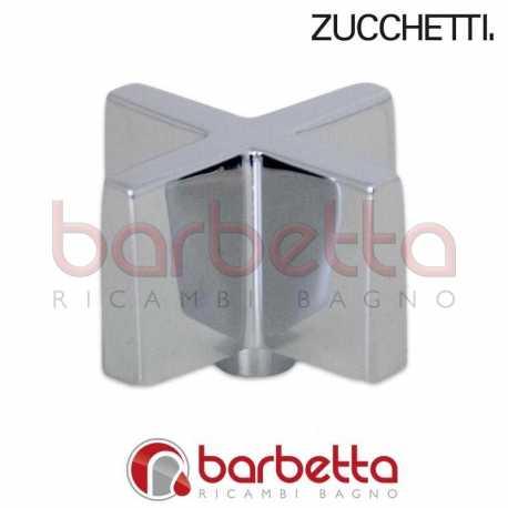 Maniglia Zucchetti Isy a croce piena ZD5000.9500