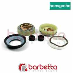 SET SERVICE HANSGROHE SENZA CHIAVE 98804000