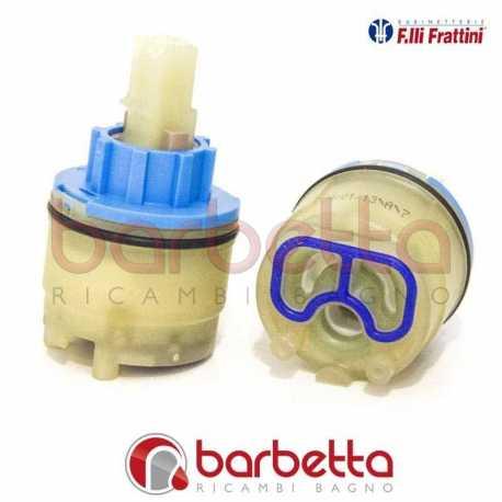 Rubinetteria Fratelli Frattini Serie Twingo.Cartuccia Ricambio Fosca Frattini R08030