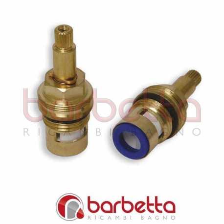 "VITONI 1/2""CERAMICI 180° ASTA mm.29.5-BR.8x20-DX"