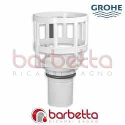 SEDE PER VALVOLA SCARICO CASSETTE GROHE 43542000