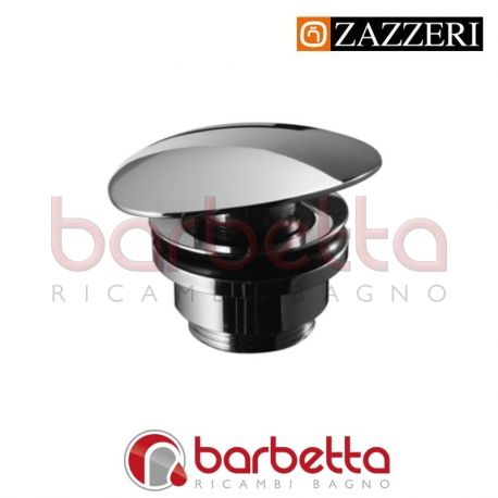 """SCARICO LIBERO 1"""" 1/4 100 ZAZZERI 3700L302A00CRCR"""