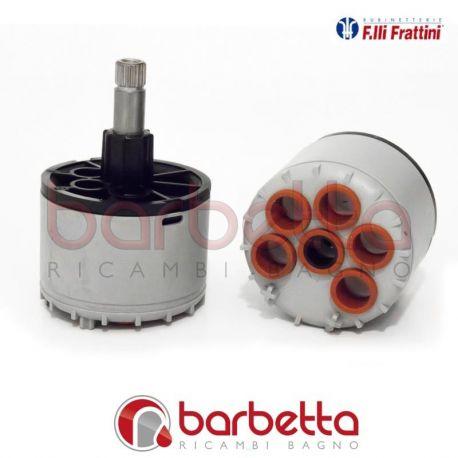 CARTUCCIA DEVIATRICE A 4 VIE CON PIASTRA FRATTINI R08023