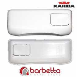 COPERCHIO LUX BIANCO KARIBA 335201