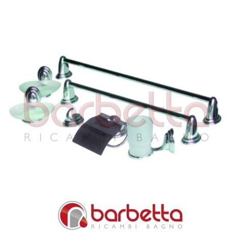 SET 7 PEZZI SERIE ROMA IDEAL STAR