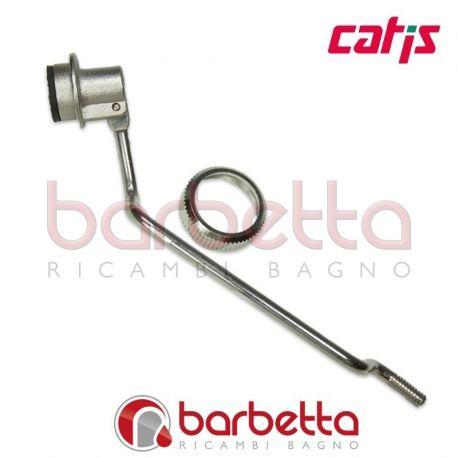 KIT ASTA E CODETTA PER CASSETTA INCASSO 14 LT DOPPIA CATIS 2141